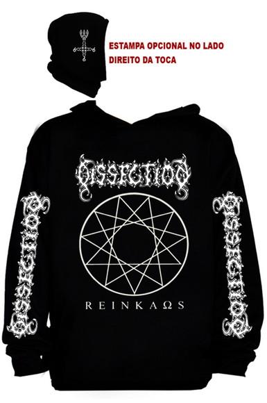 Extreme death metal blouse