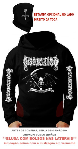 Dissection Blouse Anti Cosmic Metal of death