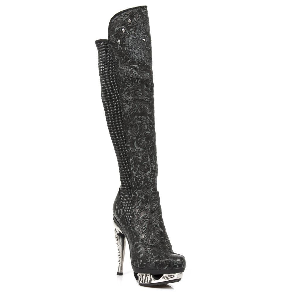 f953f0b11f2 Уникални дамски ботуши с метален ток. обувки за мотор 01 · 1 ...