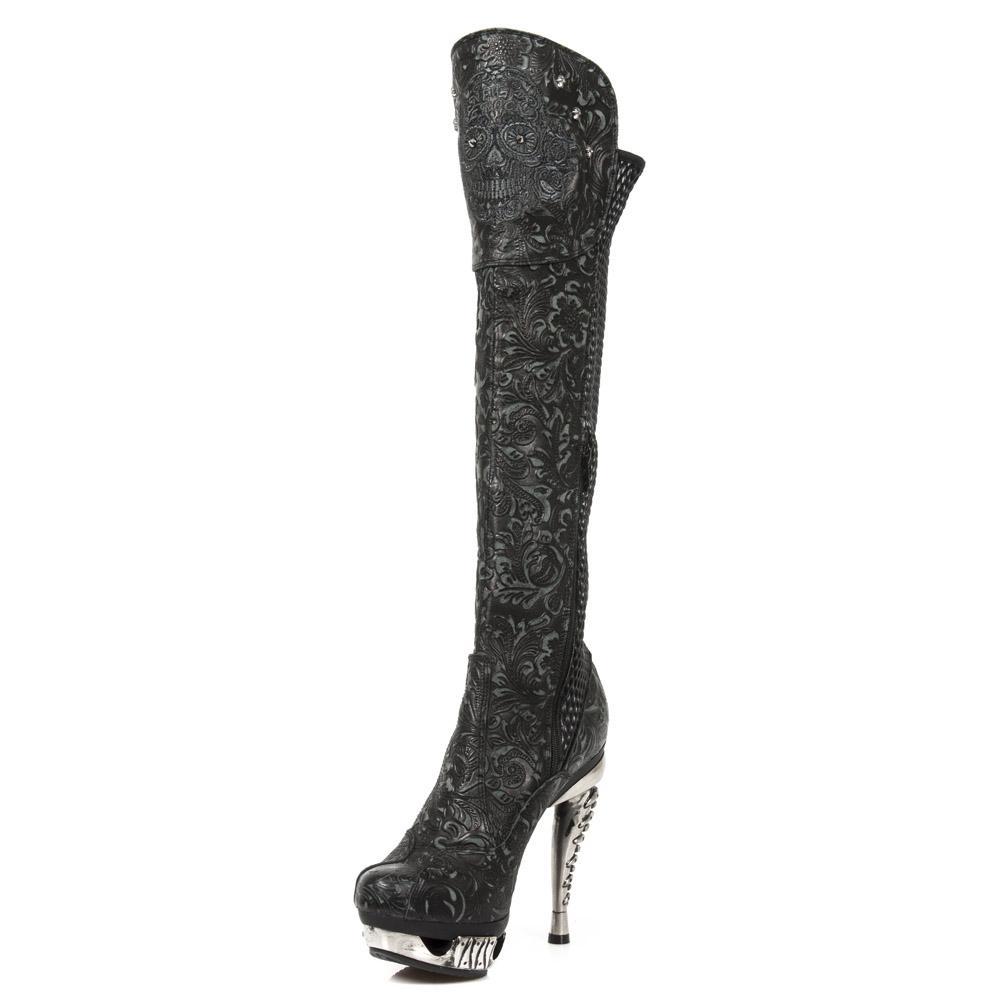 114f4473d94 Уникални дамски ботуши с метален ток. обувки за мотор 01 · 1 2 3 ...